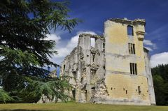 History of Old Wardour Castle