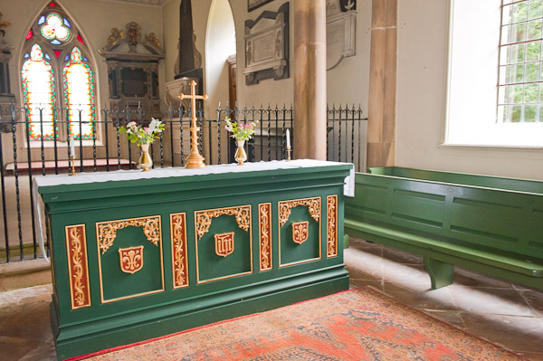 Altar Definition Illustrated Dictionary Of British