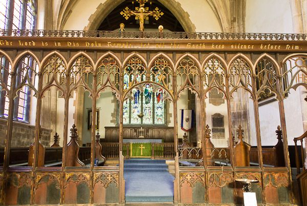 Define chancel | Dictionary and Thesaurus