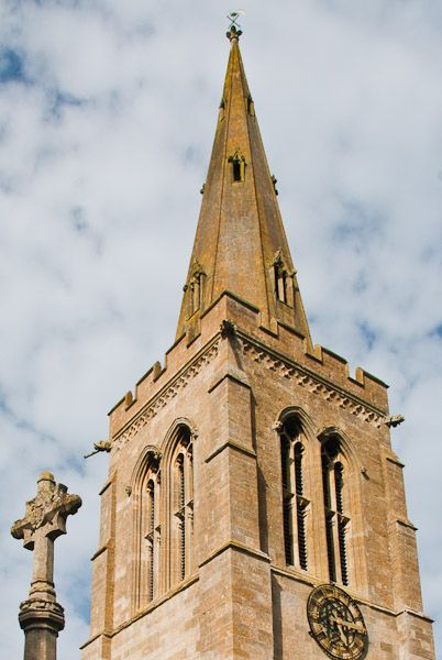 Broach Spire Definition Illustrated Dictionary Of British