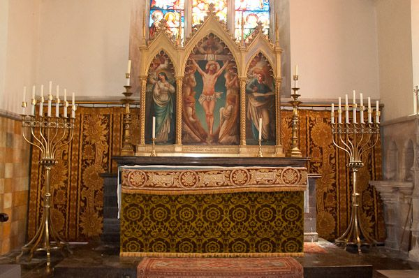 Chancel - definition of chancel by The Free Dictionary