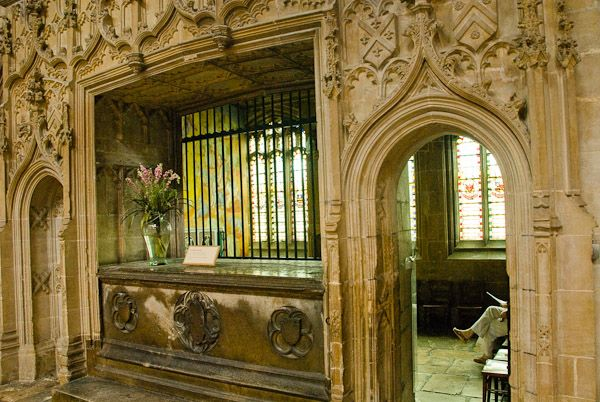 Chantry Chapel, Lincoln Cathedral