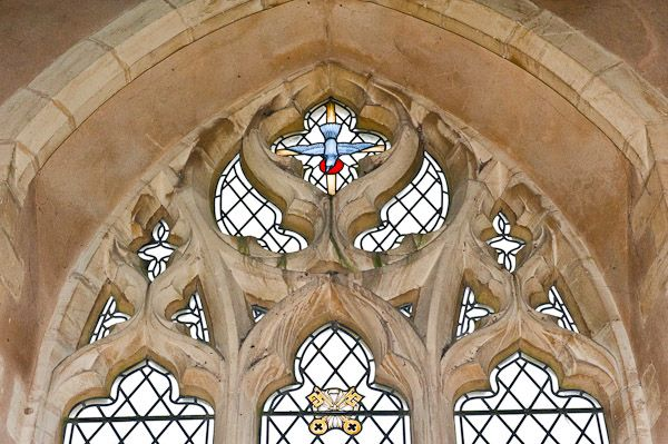 Tracery Definition Illustrated Dictionary Of British