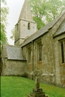 St Bartholomews church, Notgrove