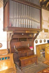 Gustav Holst organ, Wyck Rissington