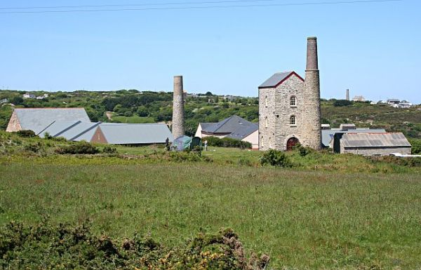 St Agnes photo, Weal Kitty mine (c) Tony Atkin