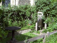 Queen Eleanor's Garden, Winchester Castle