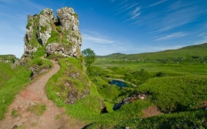 Fairy Glen, near Uig