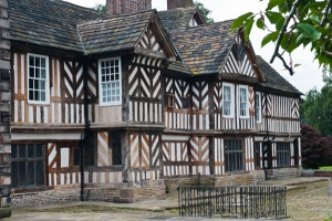 The Tudor wing