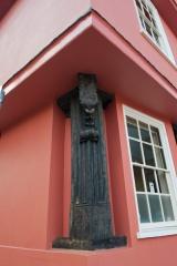 16th Century Corner Bracket