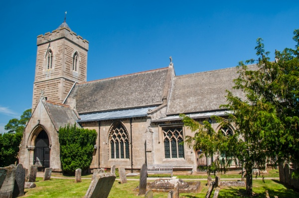 St Mary's Church, Ashwell, Rutland