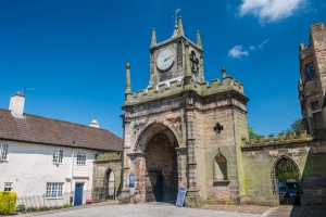 The market square gatehouse