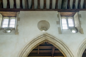 Saxon circular windows