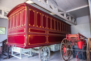 The Showman's Wagon