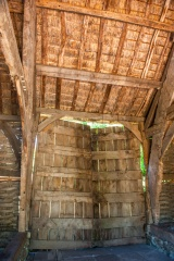 Threshing Barn interior