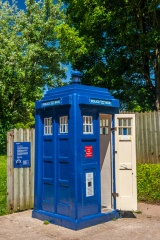 'Tardis' police call box