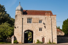 16th century gatehouse