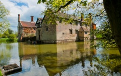 Baddesley Clinton manor house, Warwickshire