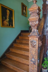 The 1618 staircase