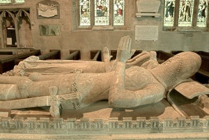 Tomb of Thomas, 5th Lord Berkeley