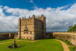 Bolsover Castle - the Little Castle