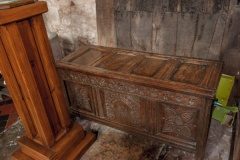 16th century parish chest