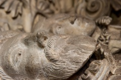 John Harford effigy detail