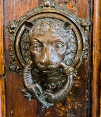 13th century knocker