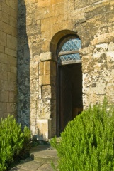 The Saxon south doorway