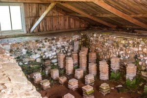 The farmhouse hypocaust system