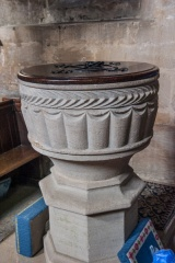 The recut Norman font
