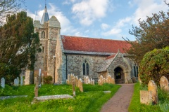 St Mary's church, Brighstone