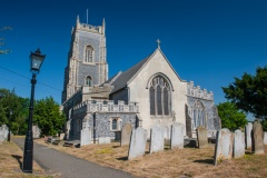 All Saints, Brightlingsea