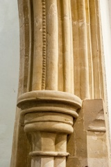 Chancel arch detail