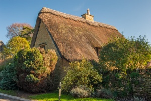 Thatched cottage, Broad Campden