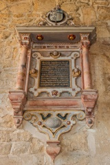 Walter Savage memorial (1640)
