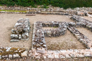 4th century courtyard house on Pound Lane