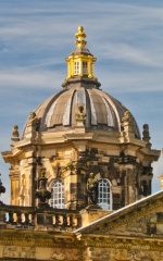 The Castle Howard dome