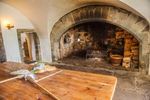 The 16th century kitchens