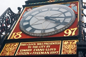 The Eastgate Clock