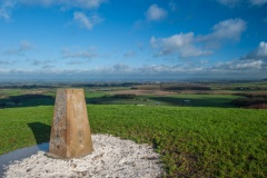 Ordnance Survey trig point