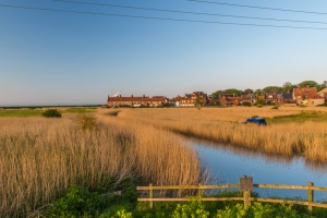 The River Glaven and Cley-next-the-Sea
