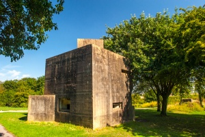 Blockhouse beside the fort