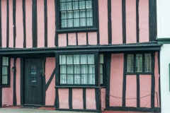 Timber-framed building, Stoneham Street
