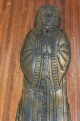 15th c brass, St Katherine's Chapel