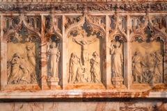 The Victorian reredos