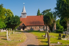 St Michael and All Angels, Copford