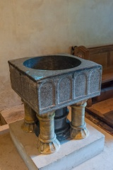 The Norman font