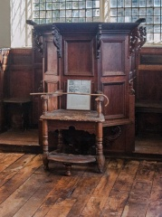 The Master's Pulpit