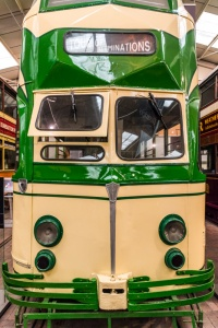 Blackpool 249 Art Deco tram, 1934